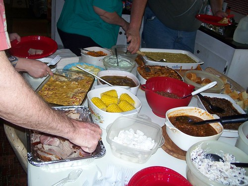 Easter lunch (potluck)