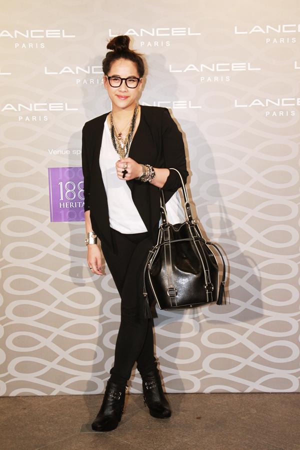 7a52cd73f9d7 Zara black pants, H&M tshirt and cheapest viagra without prescription  drapey blazer, Lancel Elsa bag, Sam Edelman Zoes.
