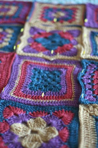 Birthday blanket