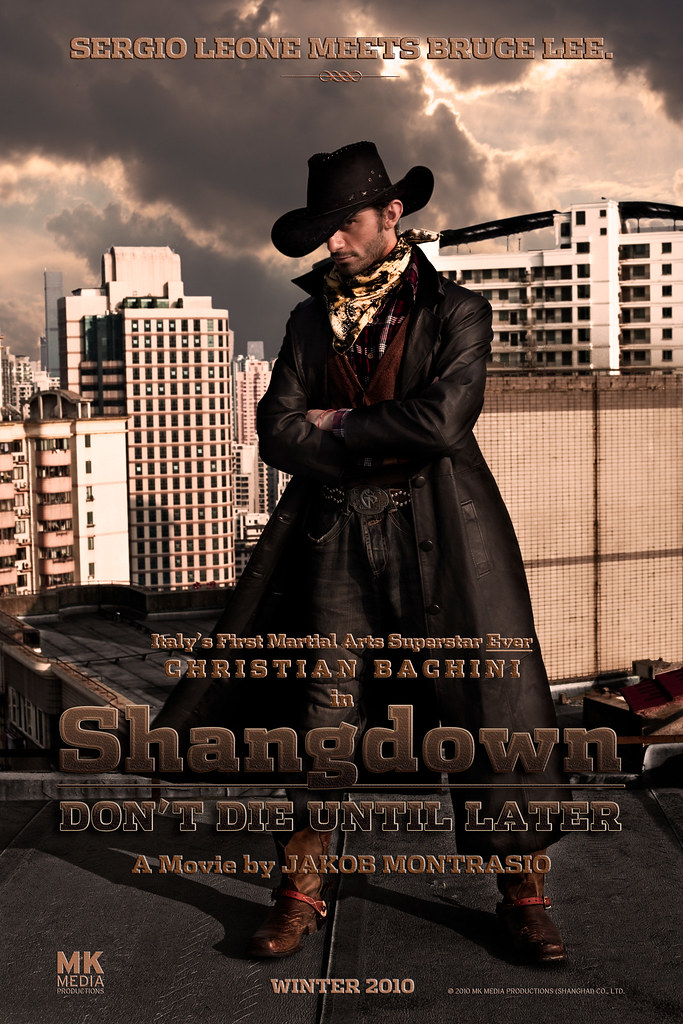 SHANGDOWN: DON'T DIE UNTIL LATER - Teaser Poster