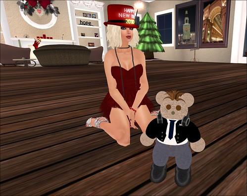 My M Linden Bear!