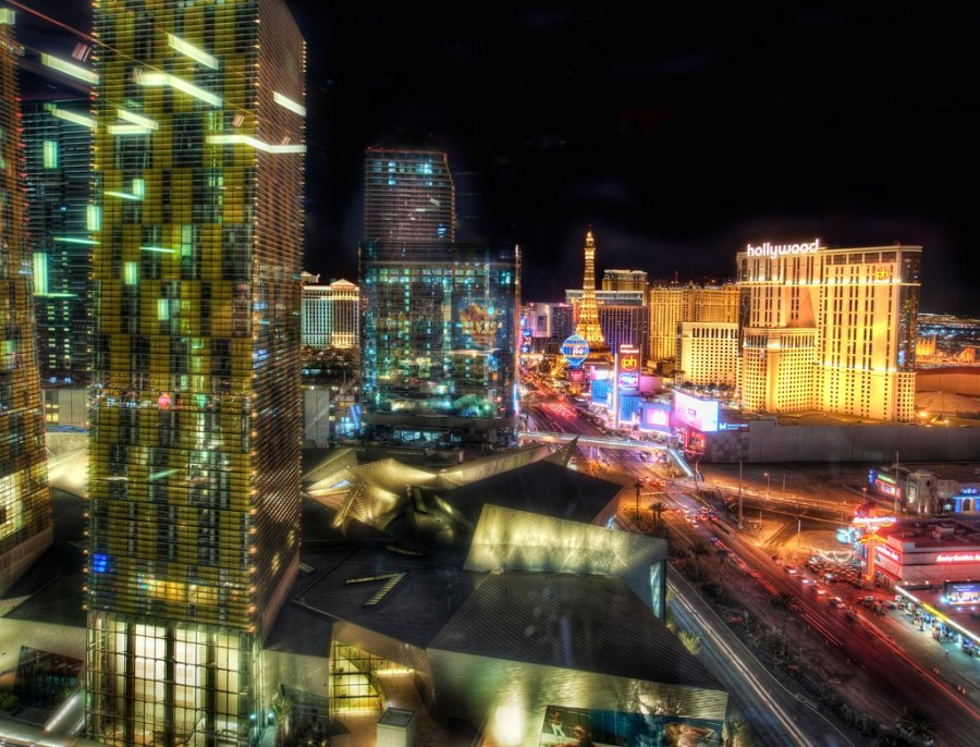 Laser Vision in Las Vegas