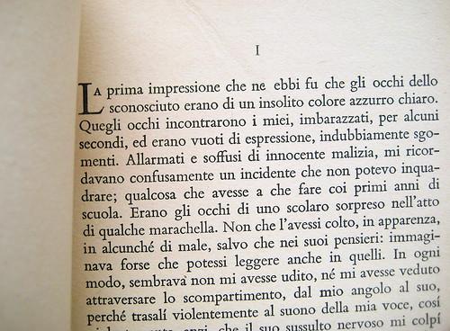 Christopher Isherwood, Il signor Norris se ne va, Mondadori 1948, p. 7