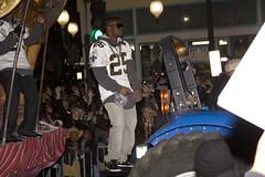 Saints Victory Parade_Canal St._Pierre & Reggie_1