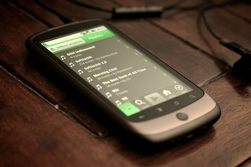 Spotify by Johan Larsson, on Flickr