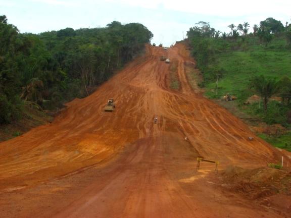 Rodovia Santarém-Cuiaba