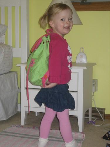 Her Pack-Back