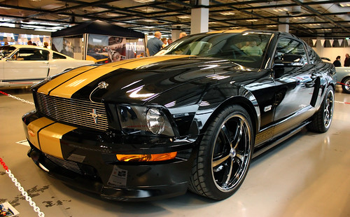 Ford Mustang Shelby GT-H/SC Hertz Edition