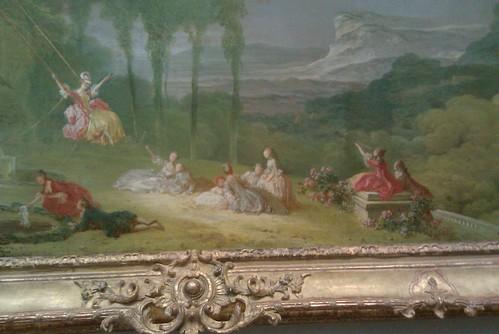 Fragonard's Swing 1