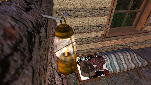 Log Cabin - Storm Lamps from nichus_002