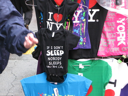 Times Square, April 2010