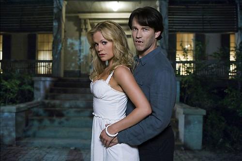 Sookie et Bill True Blood