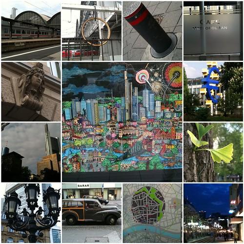 08.05.2010 - Geocaching in Frankfurt