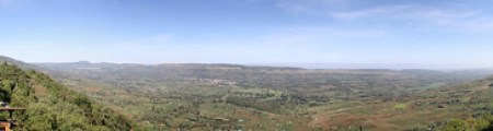 Great Rift Valley Panorama
