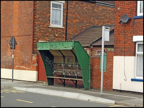 "A ""Proper"" Bus Shelter: Shakespeare Street, Gainsborough"