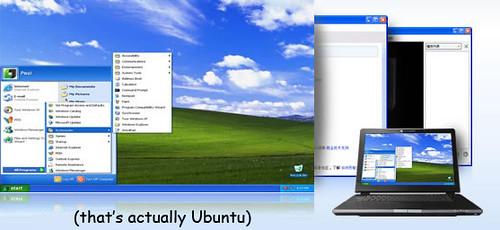 ylmf_ubuntu_xp