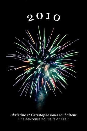 All the best for 2010 !
