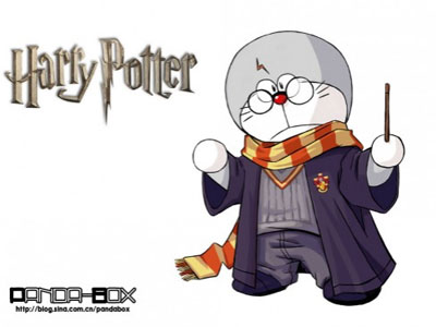 Harry Potter Doraemon
