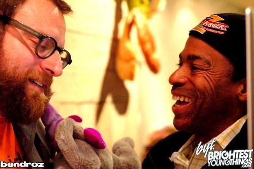 Uncle Corey's Art Show, Fridge, Bendroz (26)
