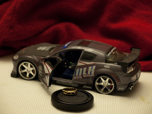 Car and Ring
