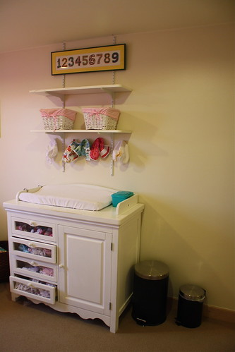 Blythe Room Changing Table