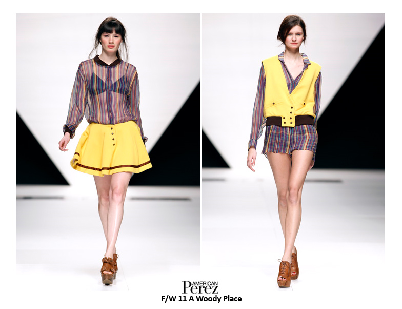 American Perez – FW 11 A Woody Place1