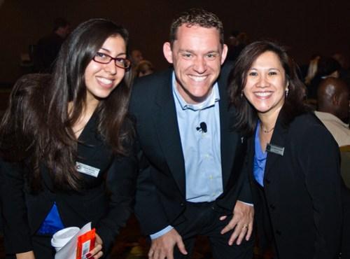 Finance Team at the Orlando World Center Marriott