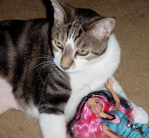 Rabbitt and Barbie