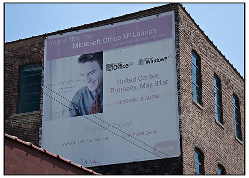 Windows XP Launch