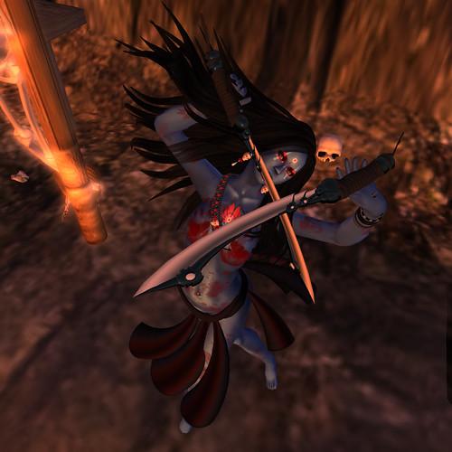 Kali's Dance III
