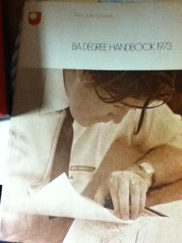 BA handbook OU