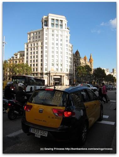 Barcelona wrap top
