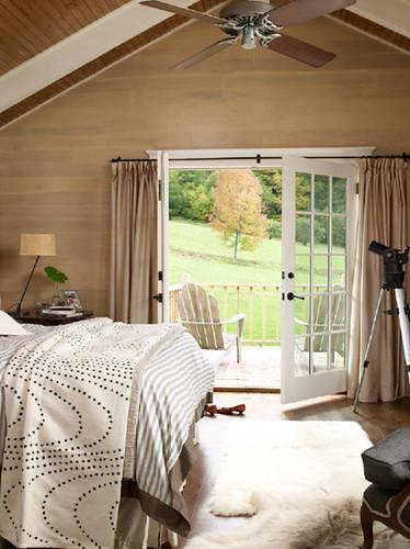 bedroom Laura Moss photog