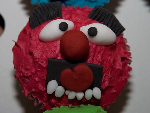 Cirencester Cupcakes - Animal Character Cupcake