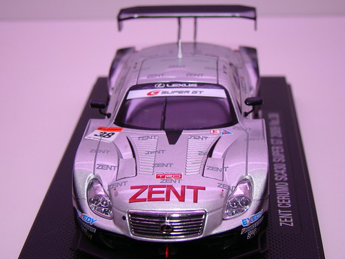 EBBRO ZENT CERUMO SC430 SUPER GT 2009 NO (4)