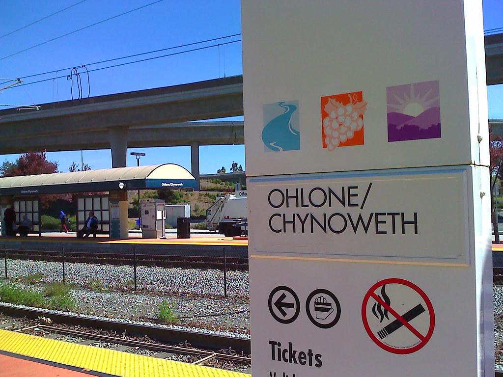 Ohlone/Chynoweth