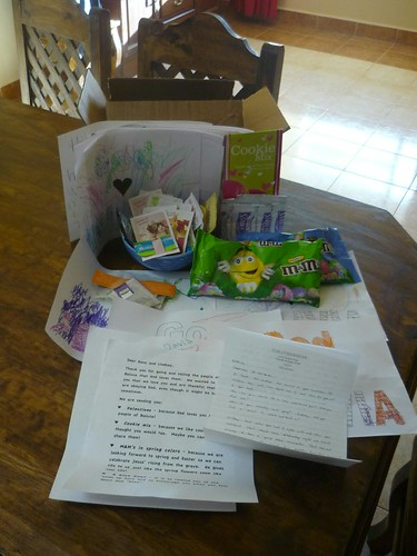 Care Package from Bethany!