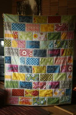 Colorbrick Quilt