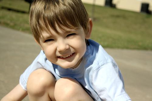 090/365 - Sunlit Smiles