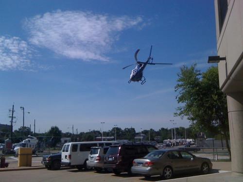 MMX 159 Busy day at Trauma center