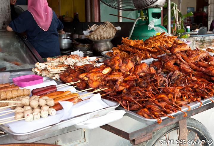 2010.06.05 Street Food @ Bukit Kayu Hitam-7