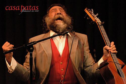 Manuel Molina por Martín Guerrero para Casa Patas