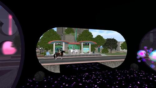 Nova Albion: Mari's Miramare Corner