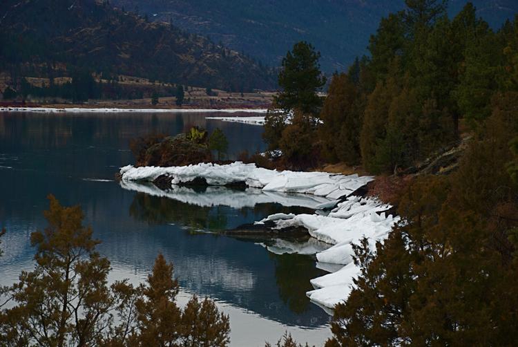 Lower Flathead River