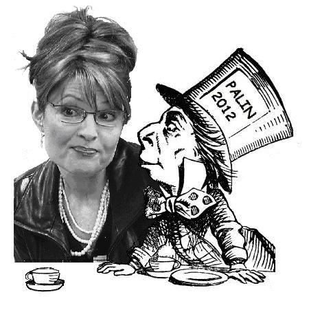 Sarah Palin Leaves 2012 Race; Now a Full-Time Fictional`Character