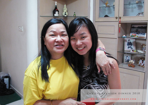 CNY Reunion Dinner 2010 #17