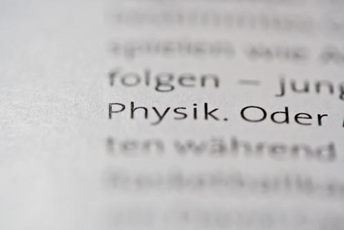 Papier und Typo im alten uMag