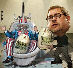 Grover Norquist, Bathtub Killer