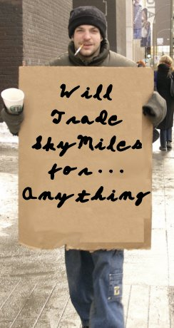 Trade SkyMiles for Anything