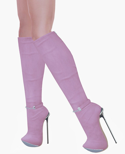 Mentine - Tight Knee Boots